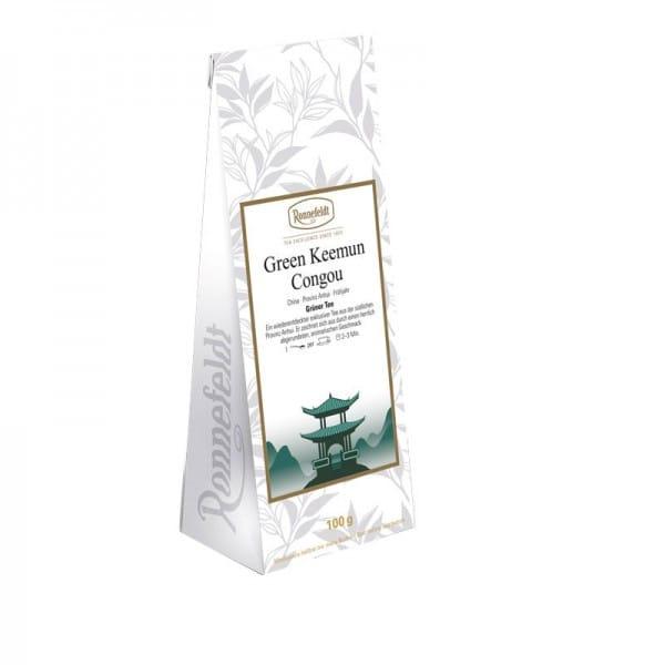 Green Keemun Congou grüner Tee aus China 100g