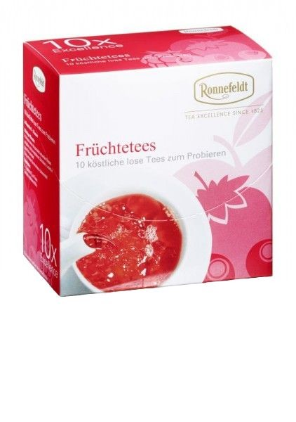 Sample Box Fruit Tea