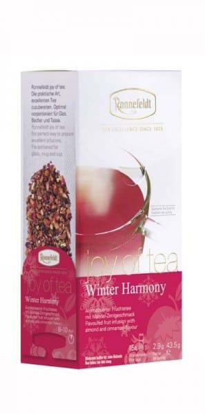 Joy of Tea Winter Harmony aromat. Früchtetee 15 Teebeutel (Caddy) 43,5