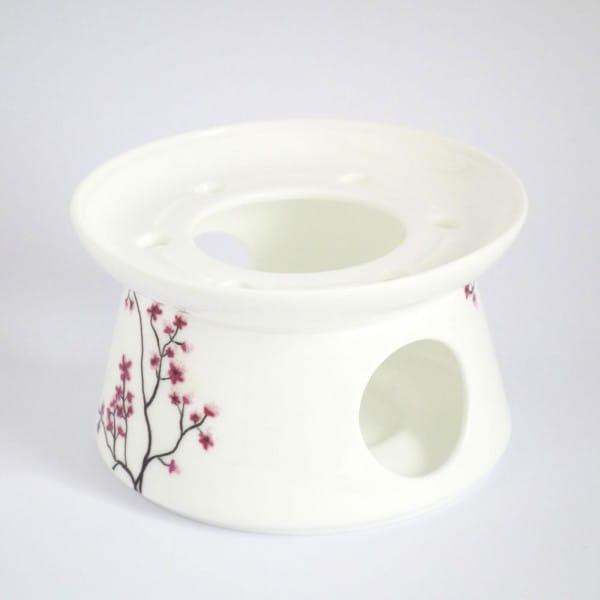 4-TeaLogic Stövchen Cherry Blossom-4260132974013