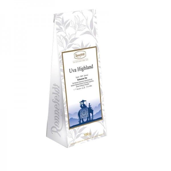 Ceylon Uva Highland schwarzer Tee 100g