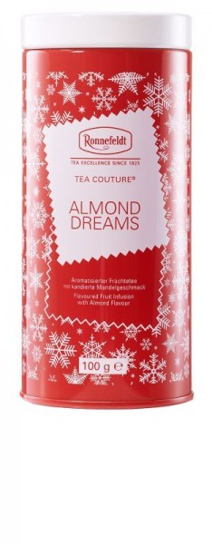 Tea Couture Almond Dreams aromat. Früchtetee 100g