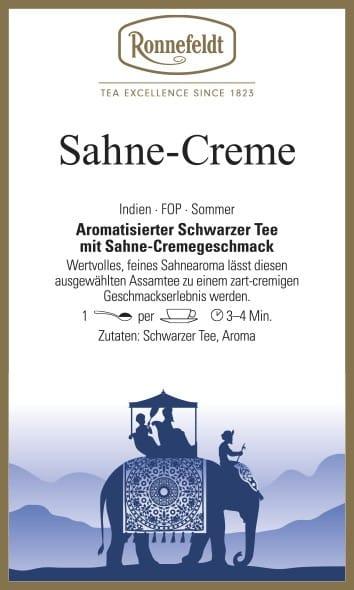 Sahne-Creme