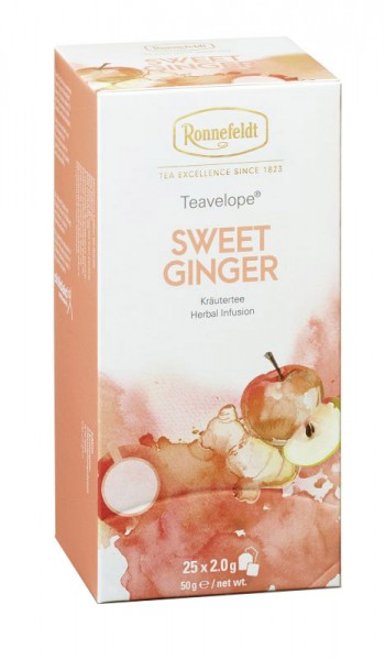 Teavelope Sweet Ginger