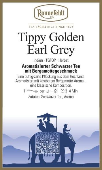 Tippy Golden Earl Grey