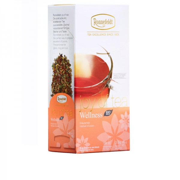 Joy of Tea Wellness Bio