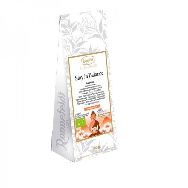 Stay in Balance Bio Kräutertee Tee 100g