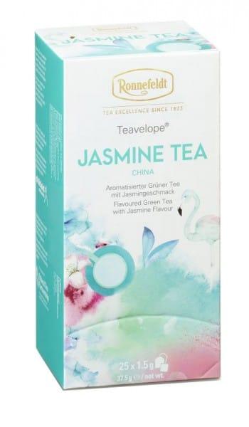 Teavelope Jasmine Tea aromat. grüner Tee 25 Teebeutel 37.5g