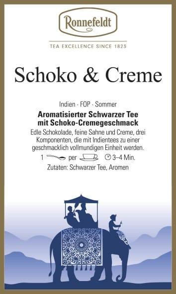 Schoko & Creme