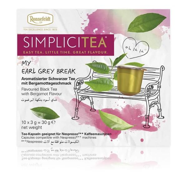 SIMPLICITEA - my Earl Grey break