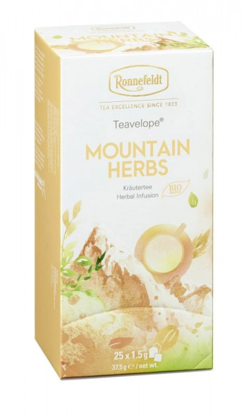 Teavelope Mountain Herbs Bio