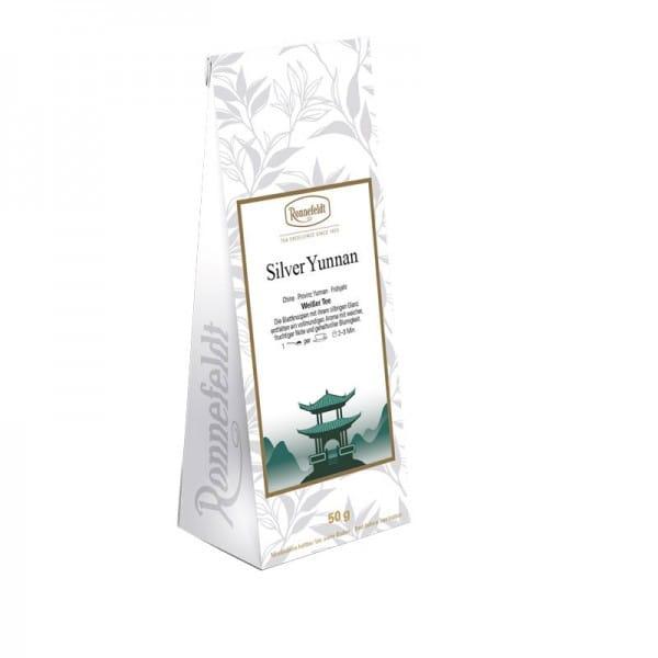 Silver Yunnan weißer Tee aus China 50g