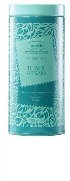 Tea Couture Black Assam schwarzer Tee aus Indien 100g