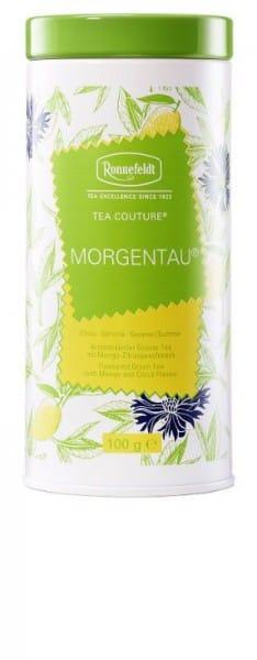 Tea Couture Morgentau - 100g aromat. grüner Tee