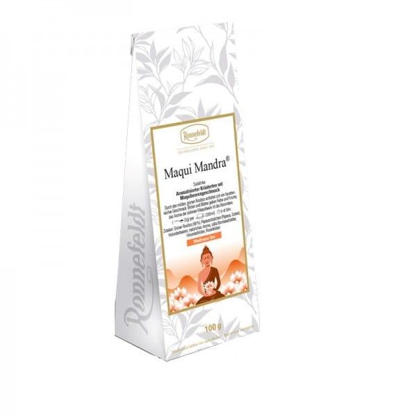 Maqui Mandra aromatisierter Kräutertee 100g
