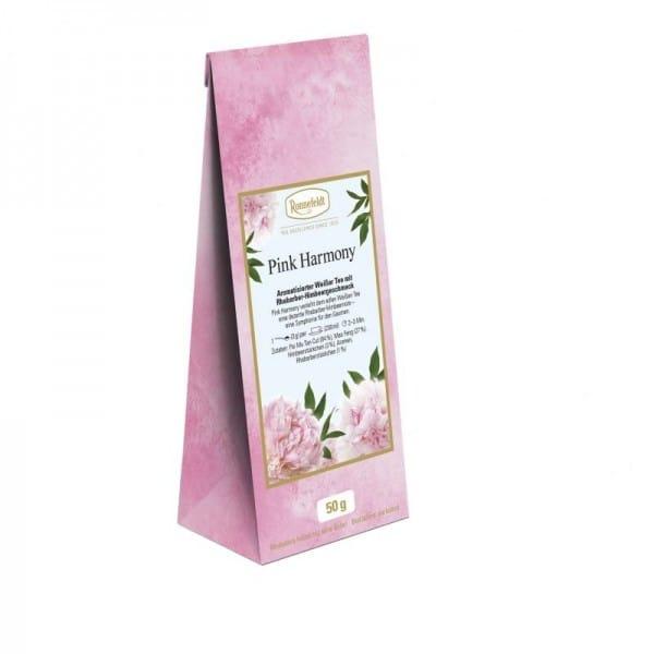 Pink Harmony aromat. weißer Tee 50g