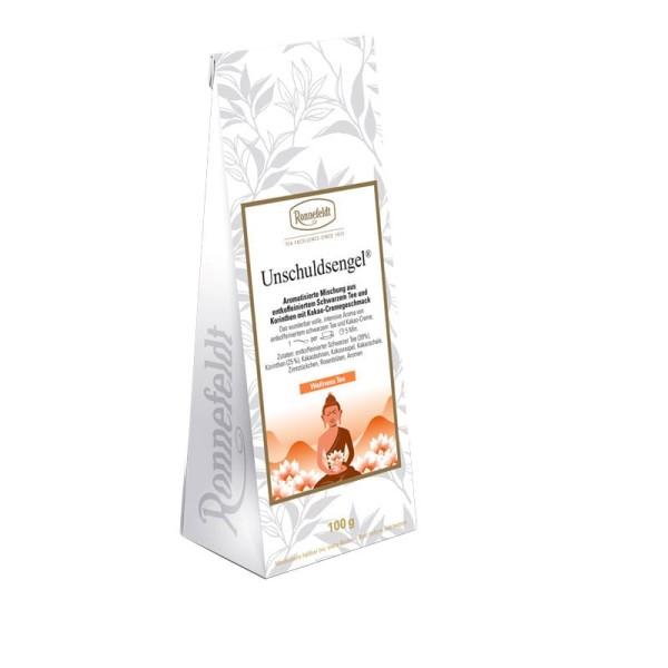 Unschuldsengel aromatisierter schwarzer Tee 100g