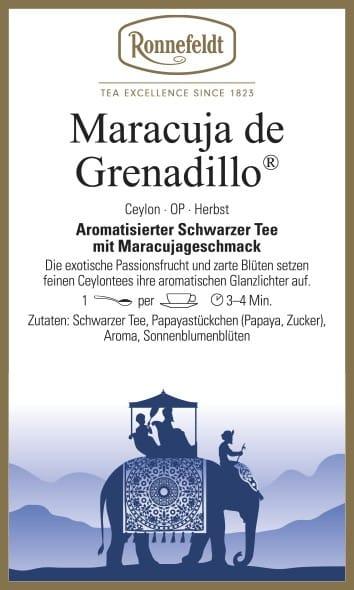 Maracuja De Grenadillo