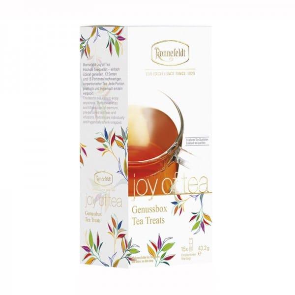 Joy of Tea Genussbox 13 verschiedene Tees 15 Teebeutel (Caddy) 43,2g