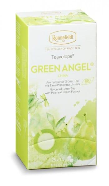 Teavelope Green Angel