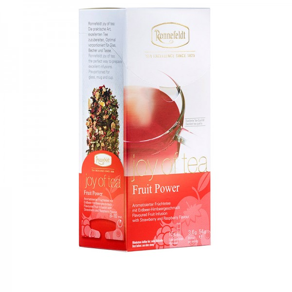 Fruit Power - Teabag - whole leaf