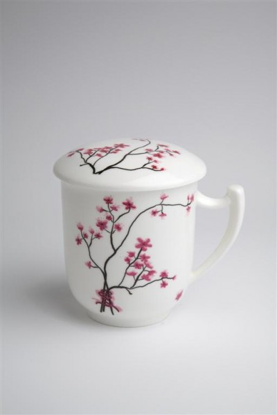 4-TeaLogic Kräuterteetasse Cherry Blossom-4260132971005