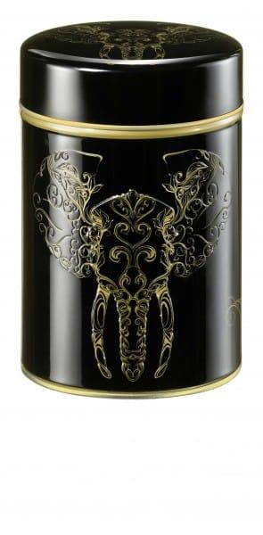 Teedose Elefant (unbefüllt) für 100g