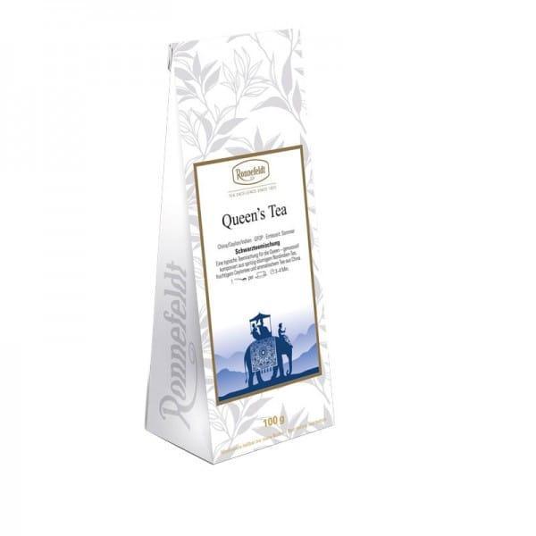 Queens Tea schwarzer Tee 100g