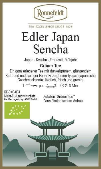 Edler Japan Sencha Bio