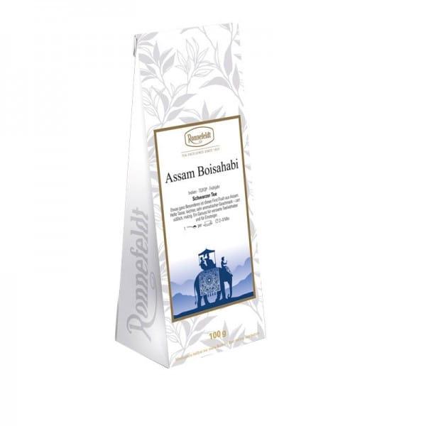 Assam Boisahabi schwarzer Tee aus Indien 100g