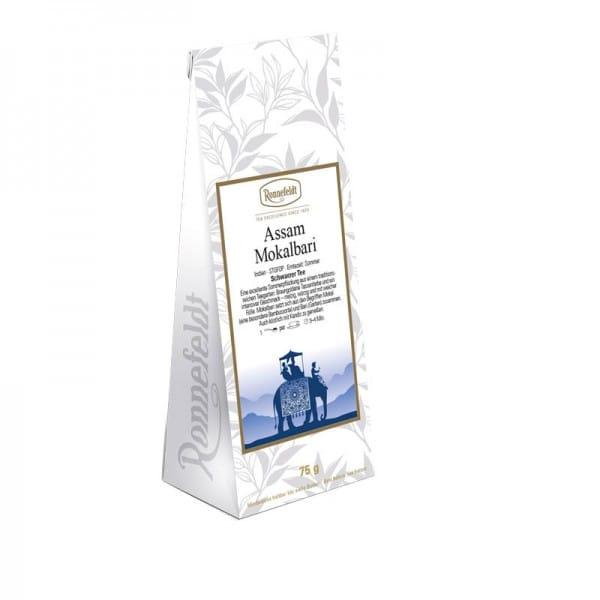 Assam Mokalbari schwarzer Tee aus Indien 75g