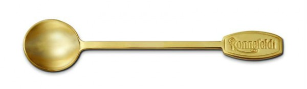 Tea Scoop - gold color
