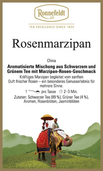 Rosenmarzipan
