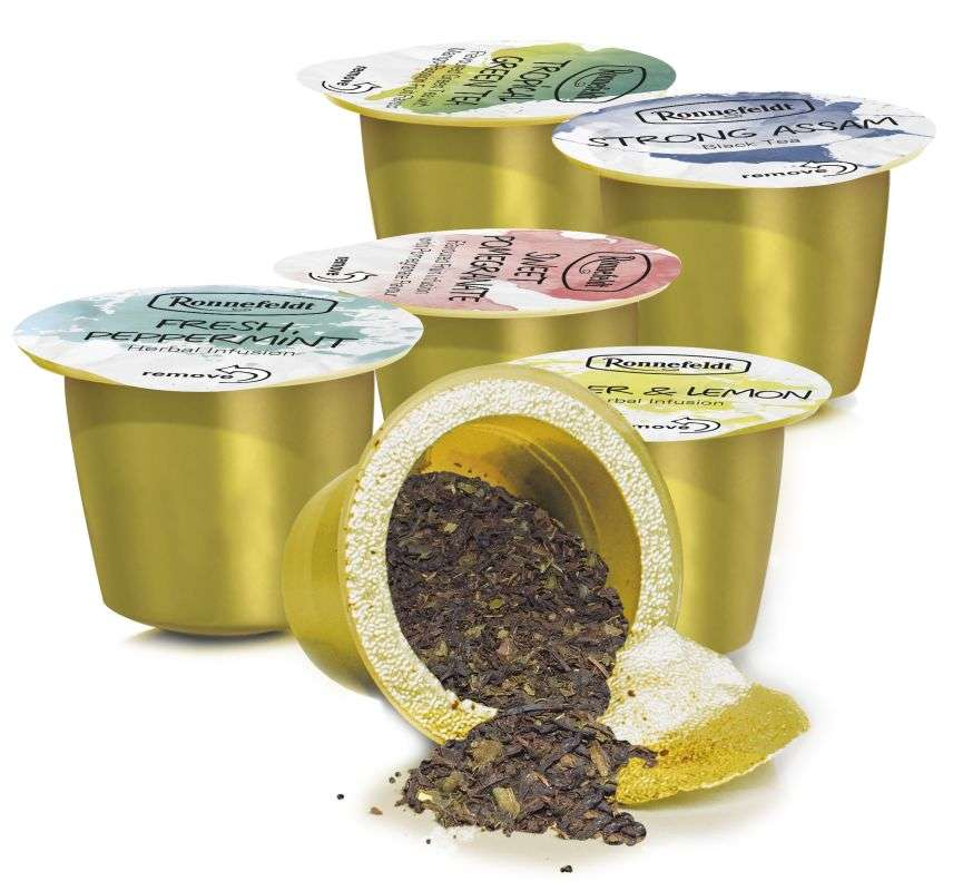 Tea capsules