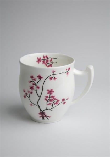 4-TeaLogic Becher Cherry Blossom-4260132970992