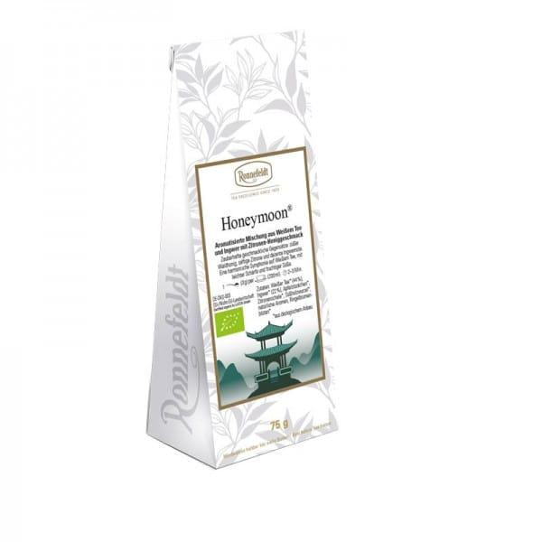 Honeymoon Bio aromat. Mischung weißer Tee und Kräuter 75g