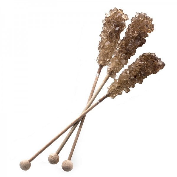 Rock Candy Sticks brown