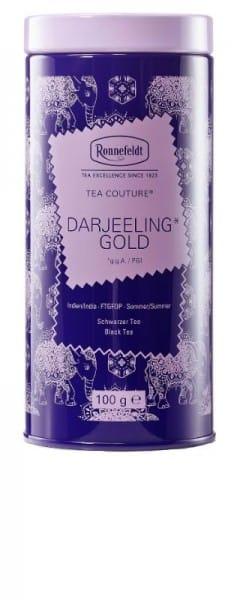 Tea Couture Darjeeling Gold schwarzer Tee aus Indien 100g