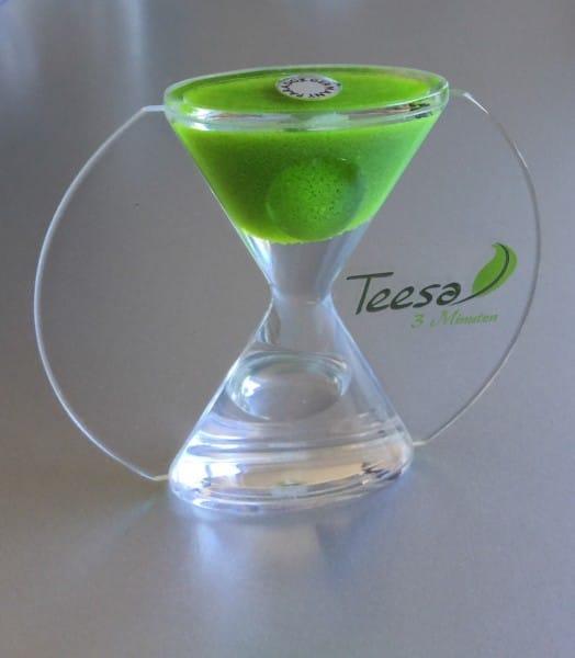Teeuhr für 3 Minuten