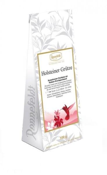 Holsteiner Grütze aromatisierter Früchtetee 100g