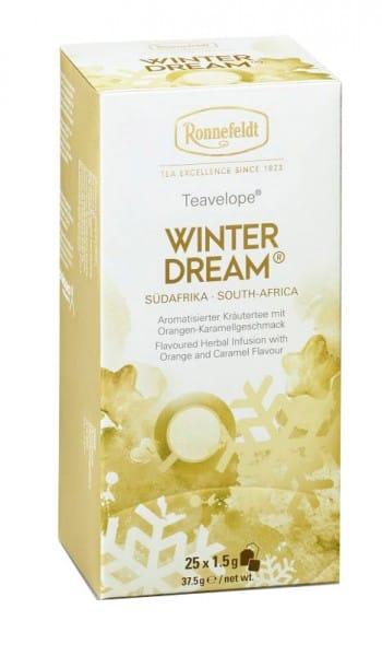 Teavelope Winterdream aromat. Kräutertee 25 Teebeutel 37,5g