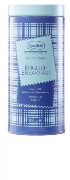 Tea Couture English Breakfast schwarzer Tee aus Ceylon 100g