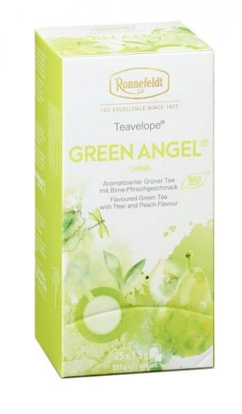 Teavelope Green Angel Bio
