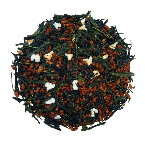 Sommelier Japanischer Genmaicha grüner Tee Premium 50g - NO.14