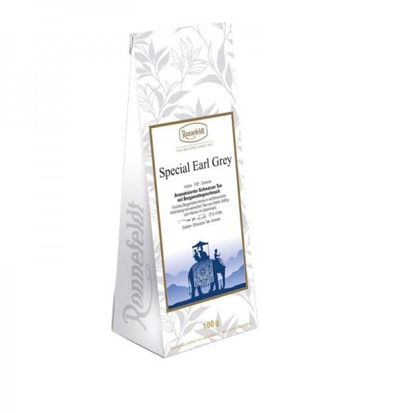 Special Earl Grey aromat. schwarzer Tee 100g