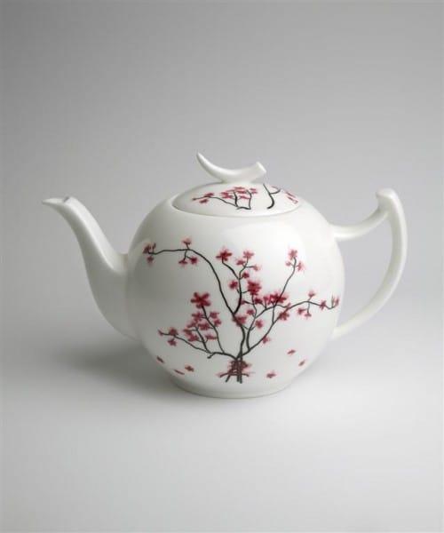 4-TeaLogic Teekanne 0,4l Cherry Blossom-4260132972835