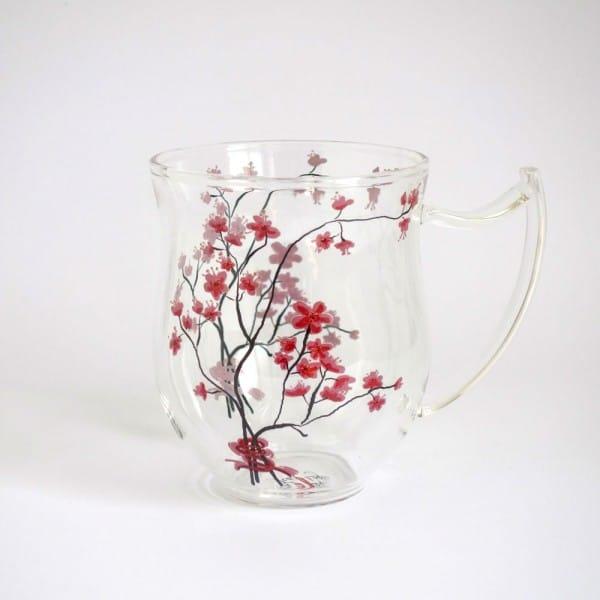 4-TeaLogic Becher Cherry Blossom-4260132970602