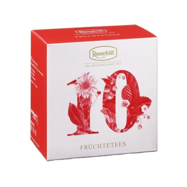 Probierbox Früchtetees 10x3,9g