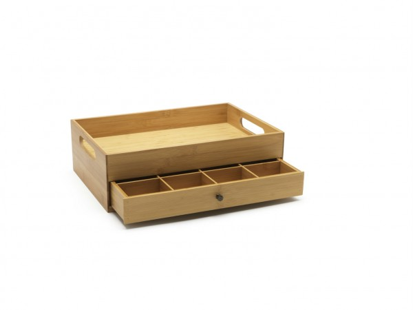 3-Universal Tea Box mit Tablett-8711871358115
