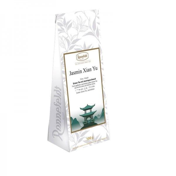 Jasmin Xian Yu grüner Tee mit Jasmingeschmack 100g